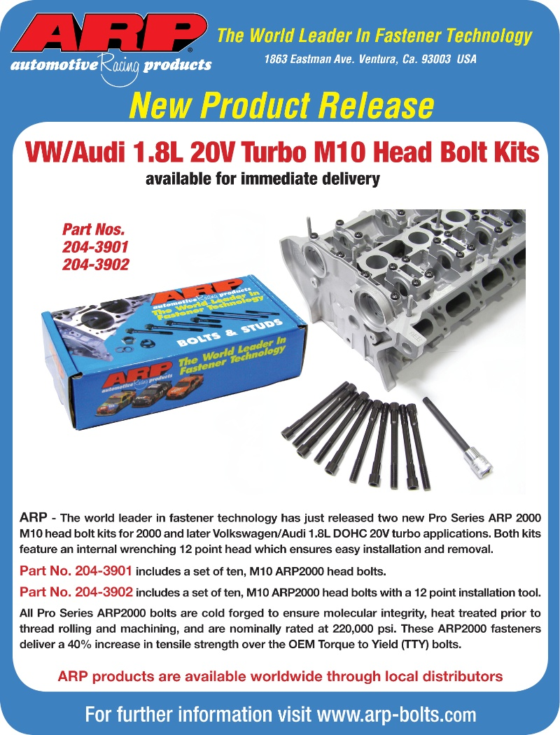 The Official Arp Web Site Kits Vw Control Arm Arms Low Price Leader Opens In A New Window